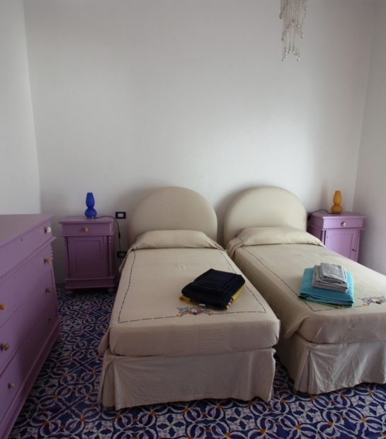 Villa Scauri second bedroom