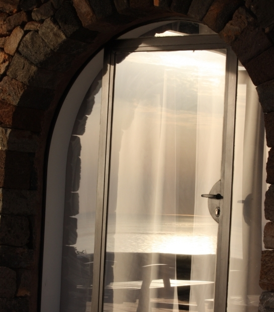 Villa with sea view in Pantelleria