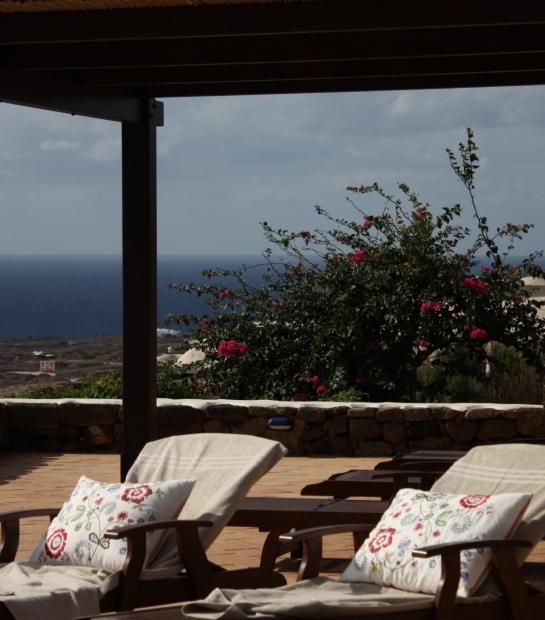 Terrace Villa Scauri