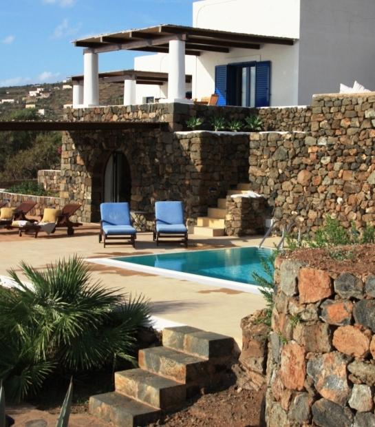 Private villa on Pantelleria