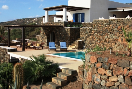 Private villa on Pantelleria