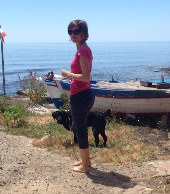 I vostri amici a 4 zampe a passeggio con voi alla vela, Scauri, Pantelleria