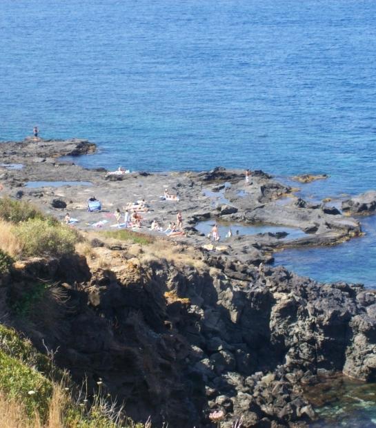 Vacanze estive a Pantelleria