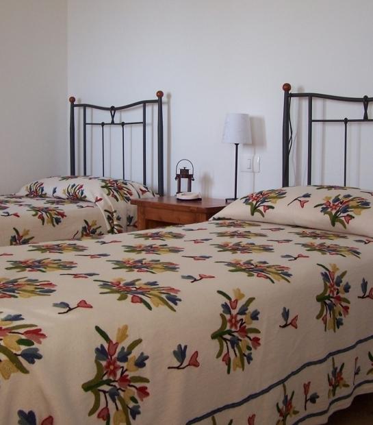 Dammuso Exclusive Twin Bedroom