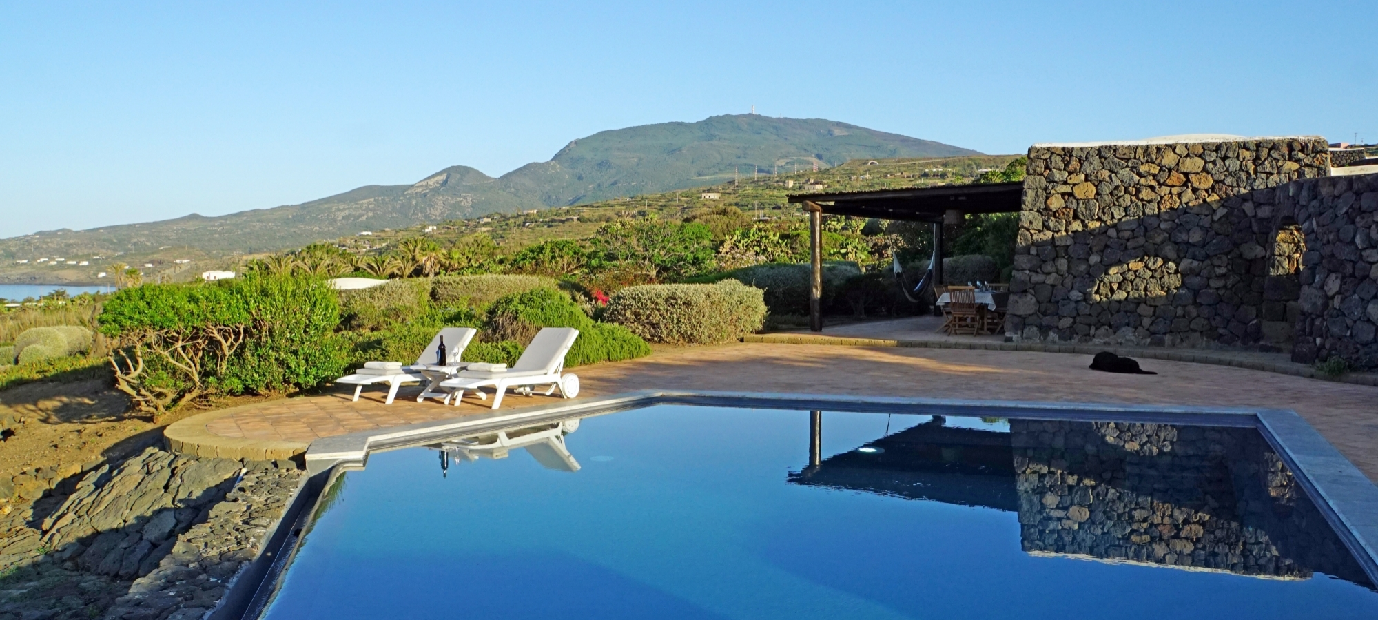 Dammusi in affitto a Pantelleria I Jardina