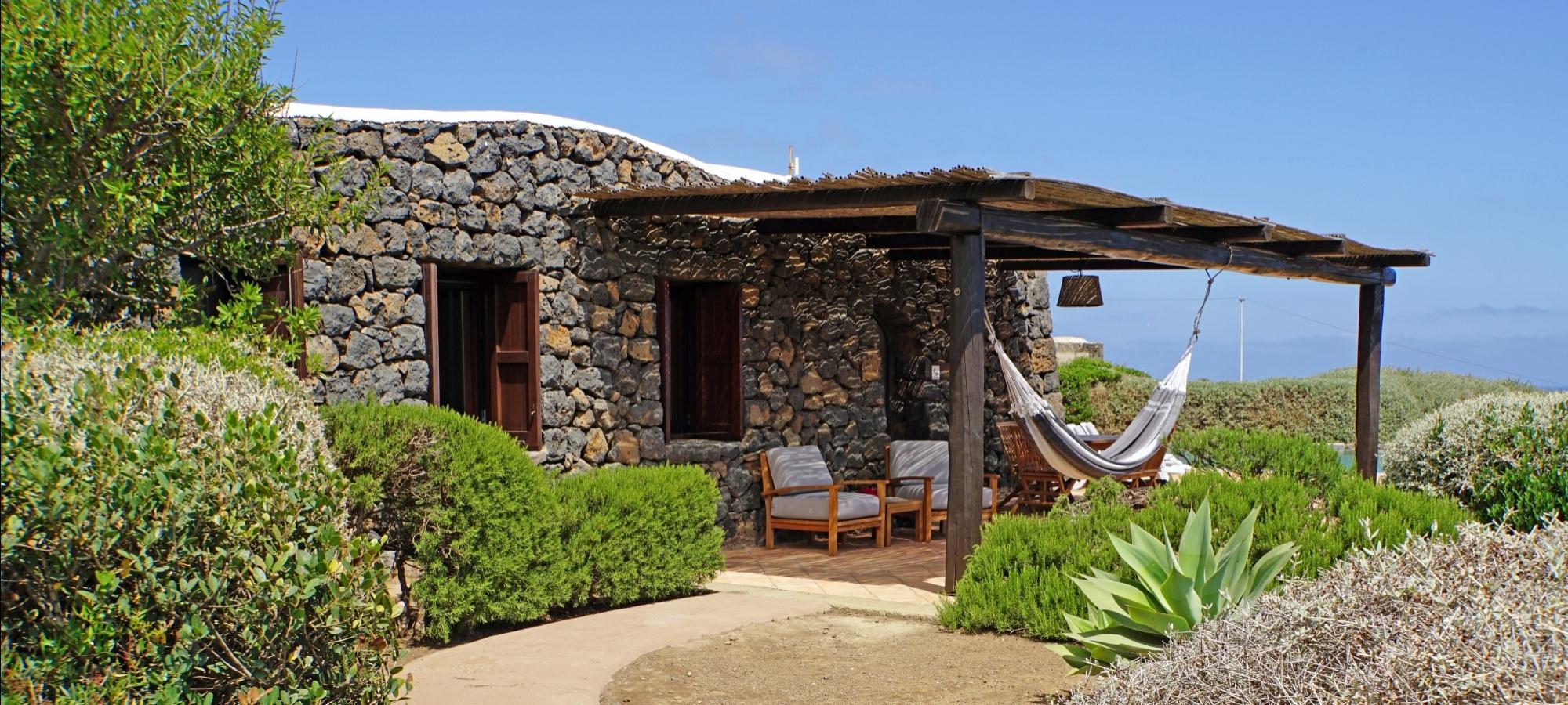 Dammuso di lusso a Pantelleria