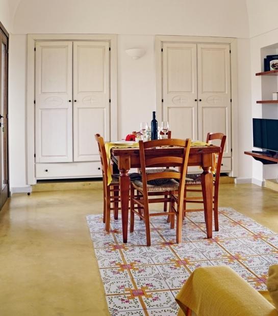 Exclusive Dammuso Living Room