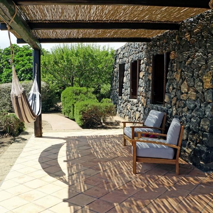 Dammusi in affitto a Pantelleria