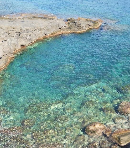 Karuscia's sea